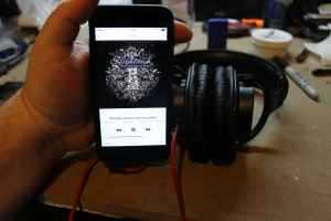 Sony MDR-7506 iPhone Mod 12