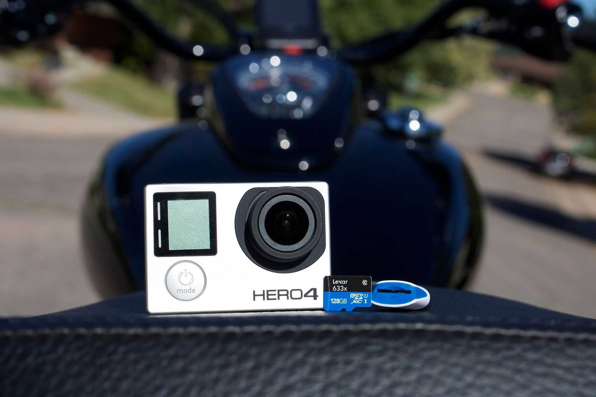 best micro sdxc card for gopro and other cameras