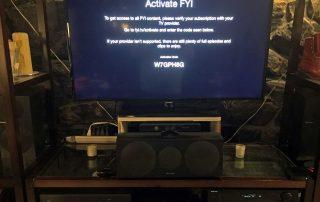 Comcast Xfinity Apple TV Activation