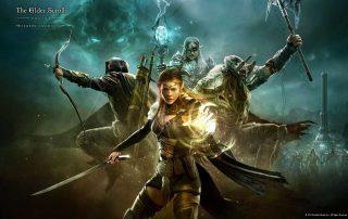 Elder Scrolls Online Goes Free to Play
