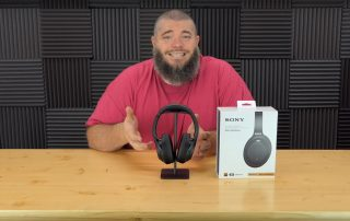 Sony WH-1000XM3 Unboxing First Impressions