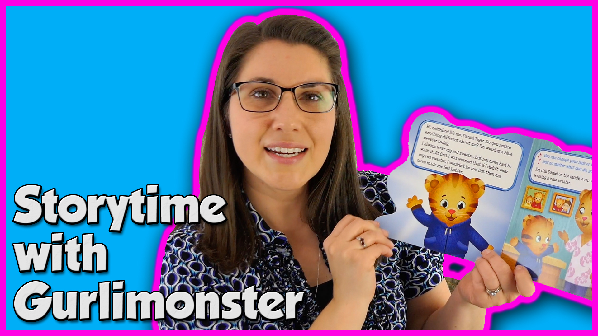 Storytime with Gurlimonster - Episode 17
